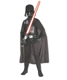Rubies Costumes Kids Darth Vader Costume For Boys