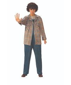 Rubies Costumes Women's Eleven's Plaid Shirt
