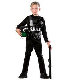 Rubies Costumes Kids S.W.A.T. Team Costume