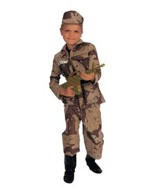 Rubies Costumes Kids Special Forces Costume
