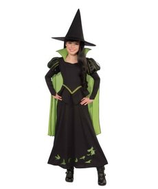 Rubies Costumes Kids Wicked Witch of the West Costume