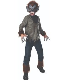 Rubies Costumes Kids Wolfman Faux Fur Costume
