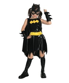 Rubies Costumes Kids Deluxe Batgirl Costume