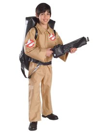 Rubies Costumes Kids Classic Ghostbusters Jumpsuit Costume