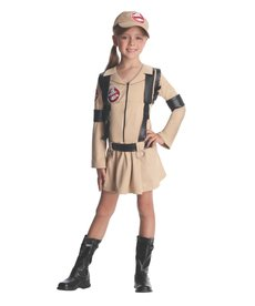 Rubies Costumes Kids Ghostbuster Girl Costume