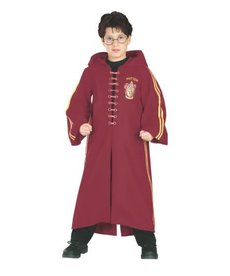 Rubies Costumes Kids Harry Potter Quidditch Robe
