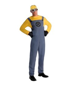 Rubies Costumes Adult Minion Dave Costume