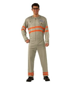 Rubies Costumes Mens Ghostbuster Kevin Costume