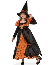 Rubies Costumes Kids Spider Witch Costume