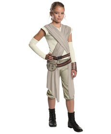 Rubies Costumes Kids Deluxe Rey Costume For Girls