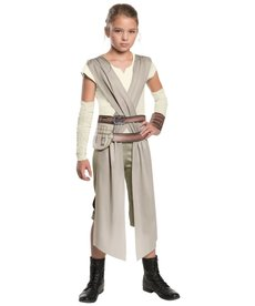 Rubies Costumes Kids Rey Costume For Girls