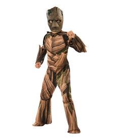 Rubies Costumes Boy's Avengers: Infinity War Deluxe Teen Groot Costume