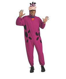 Rubies Costumes Men's Deluxe Dino Flintstone Costume