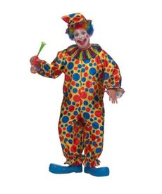 Rubies Costumes Clown Costume: 2x Plus Size