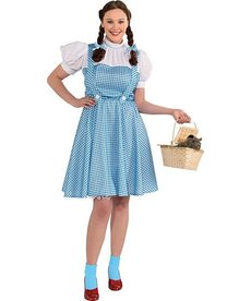Rubies Costumes Women's Plus Size Dorothy Costume