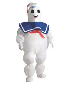 Rubies Costumes Kids Stay Puft Marshmallow Man Costume