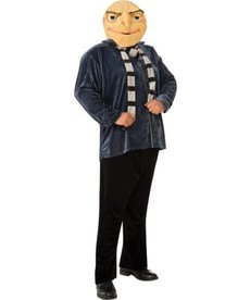 Rubies Costumes Men's Plus Size Gru Costume