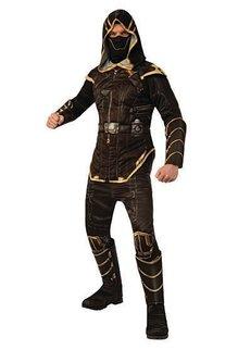 Rubies Costumes Men's Avengers: Endgame Deluxe Hawkeye (Ronin) Costume