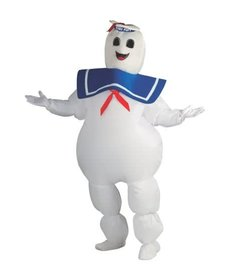 Rubies Costumes Ghostbusters: Adult Inflatable Stay Puft Costume