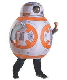 Rubies Costumes Kids BB-8 Inflatable Costume