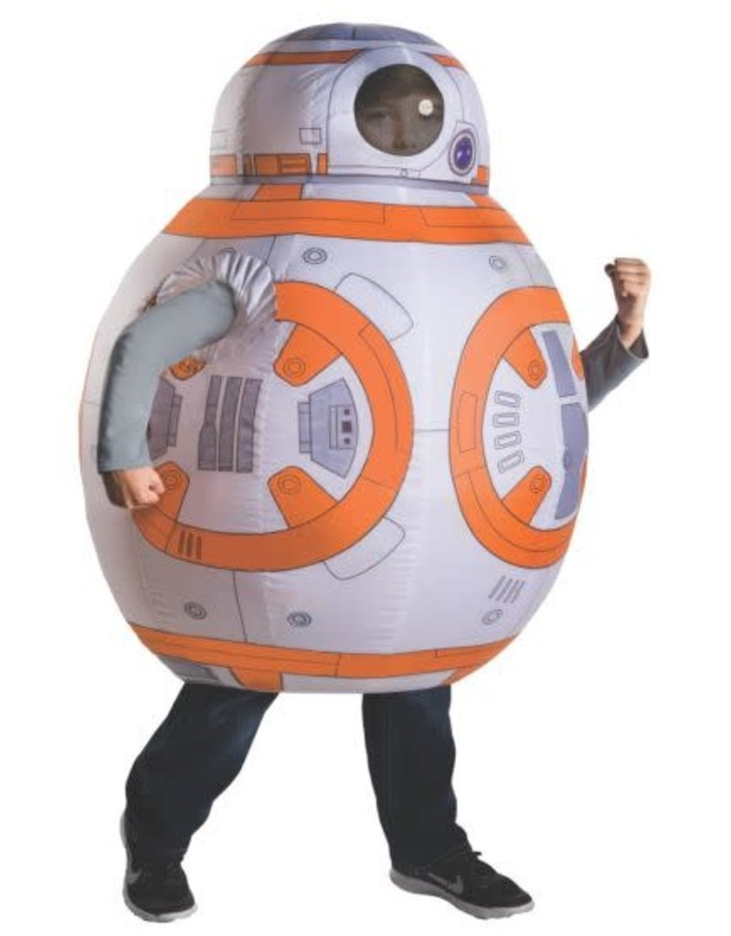 Rubies Costumes Kids BB-8 Inflatable Costume Star Wars: The Force Awakens
