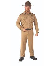 Rubies Costumes Men's Jim Hopper Costume