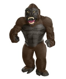 Rubies Costumes Adult Inflatable King Kong Costume
