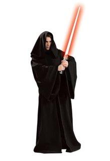 Rubies Costumes Unisex Super Deluxe Sith Robe: Star Wars Saga
