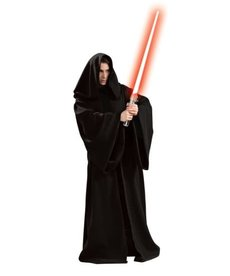 Rubies Costumes Unisex Super Deluxe Sith Robe
