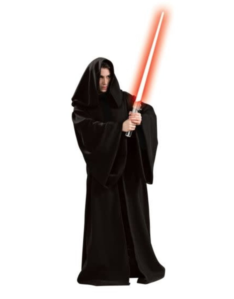 Rubies Costumes Unisex Super Deluxe Sith Robe: Star Wars Saga