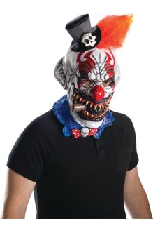 Rubies Costumes Captain Creepo Latex Mask