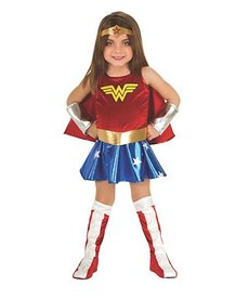 Rubies Costumes Toddler Wonder Woman Costume