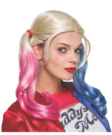 Rubies Costumes Women's Harley Quinn Wig (Suicide Squad)