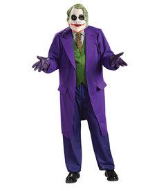 Rubies Costumes Men's Plus Size Deluxe The Joker Costume (Dark Knight Trilogy)