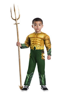 Rubies Costumes Aquaman Toddler Size Costume