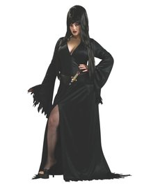 Rubies Costumes Women's Plus Size Elvira Costume