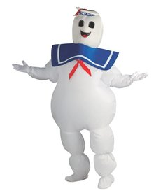 Rubies Costumes Plus Size Inflatable Stay Puft Costume