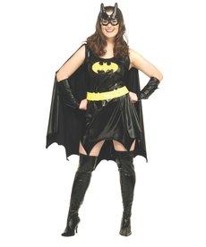 Women's Plus Size Deluxe Batgirl Costume