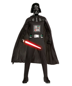 Rubies Costumes Men's Plus Size Deluxe Darth Vader Costume