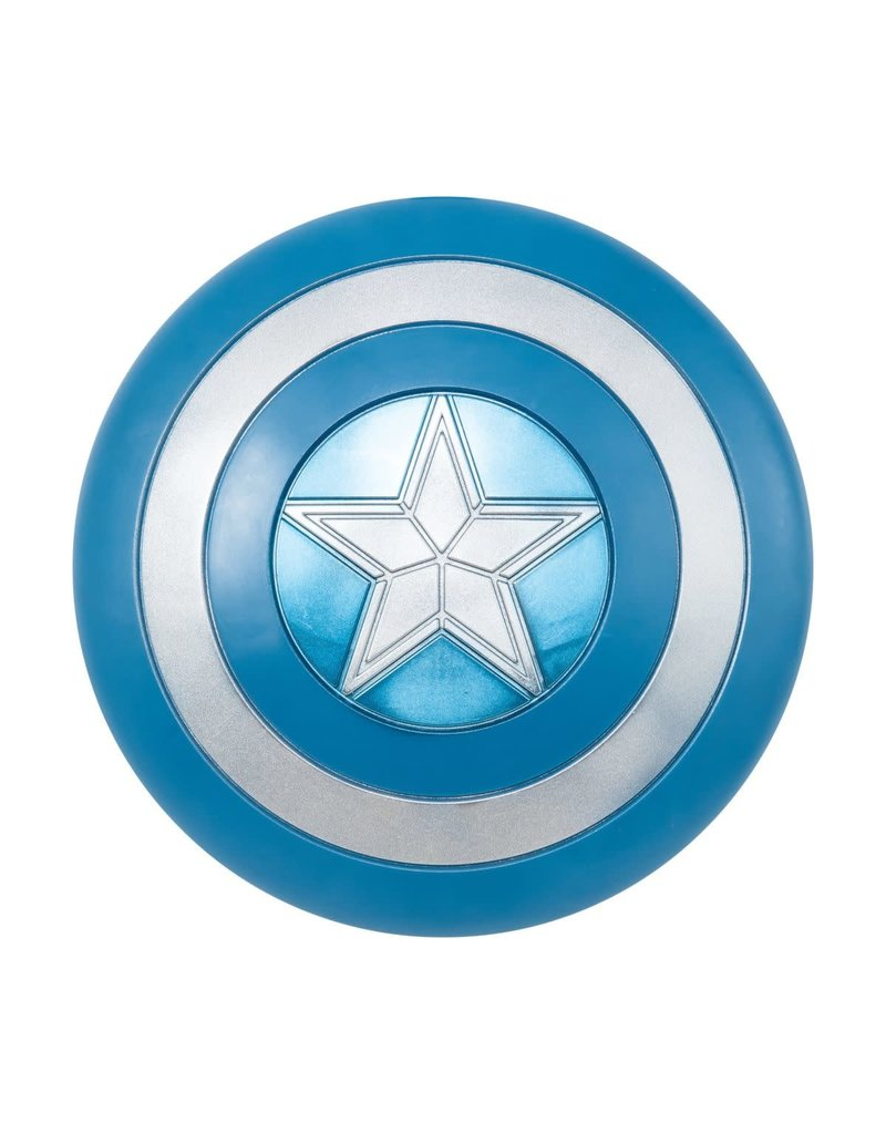 Rubies Costumes Captain America Shield - Blue