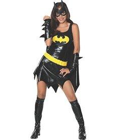 Rubies Costumes Teen Deluxe Batgirl Costume