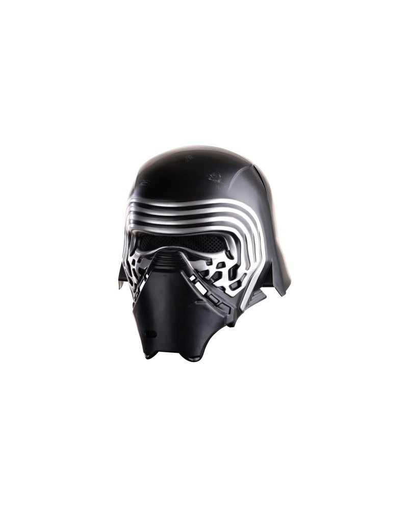 Rubies Costumes Adult Collectible Kylo Ren Two-Piece Mask/Helmet: Star Wars