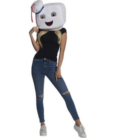 Rubies Costumes Mascot Head: Stay Puff Marshmallow