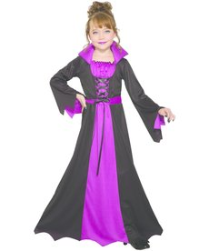 Girl's Sorceress Costume