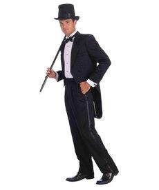 Adult Vintage Hollywood Tuxedo Costume