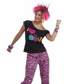 Women's 80's Shirt Remix