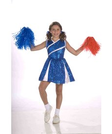 Sassy Cheerleader Costume