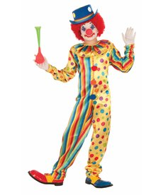 Kids' Spots the Clown Costume
