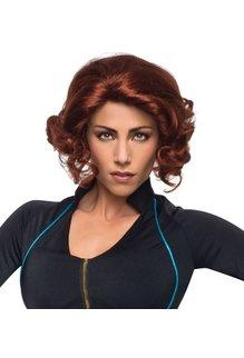 Rubies Costumes Women's Black Widow Wig