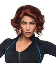 Rubies Costumes Women's Black Widow Wig